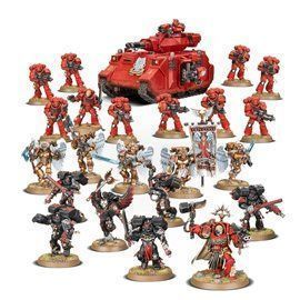 Battleforce Blood Angels - Crimson Spear Strike Force