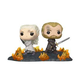 Funko Pop! - Daenerys & Jorah - Movie Moment Juego de Tronos
