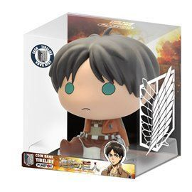 Hucha Chibi Eren - Attack on Titan