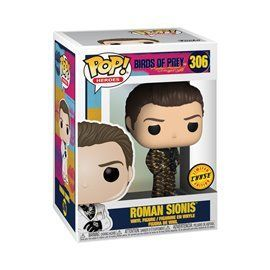 Funko Pop! - Roman Sionis - Birds of Prey Figura 10cm