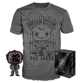 Funko Pop! & Tee - The Joker - DC - Exclusive 10cm