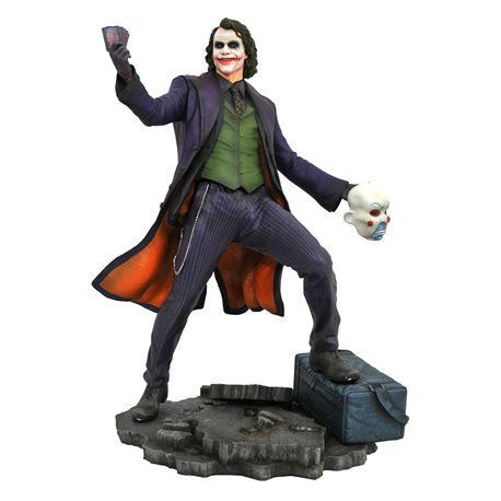 The Joker - The Dark Knight - DC Figura 23 cm