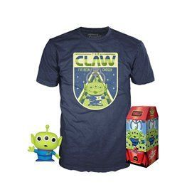 Funko Pop! & Tee - The Claw - Toy Story - Exclusive 10cm