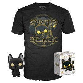 Funko Pop! & Tee - Sirius Black - Harry Potter - Exclusive 10cm