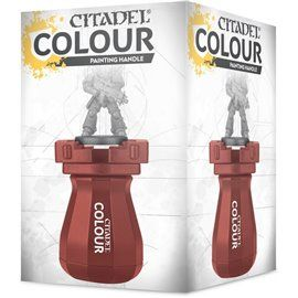 Citadel Painting Handle Rojo
