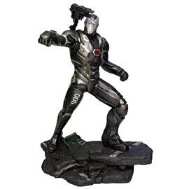 War Machine - Vengadores Endgame - Marvel Figura 23 cm
