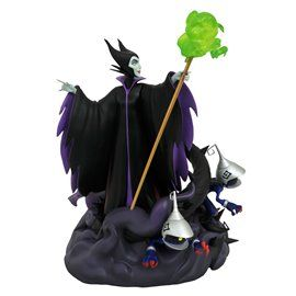 Malefica - Kingdom Hearts - Disney Figura 23 cm