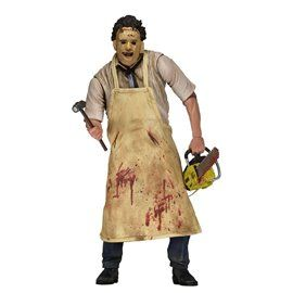 Figura Ultimate Leatherface - La Matanza de Texas Escala 1/10 18 cm