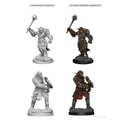 Bugbears - Miniatura Dungeons and Dragons