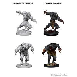 Werewolves - Miniatura Dungeons and Dragons