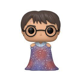 Funko Pop! - Harry Potter with invisibility cloak - Harry Potter