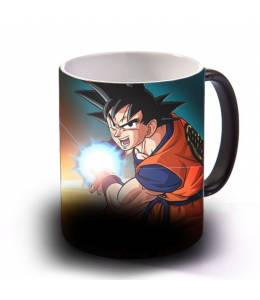 Taza Térmica Goku Dragon Ball